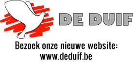Geert Van Hove van de tandem Van Hove-Uytterhoeven met de winnaar.